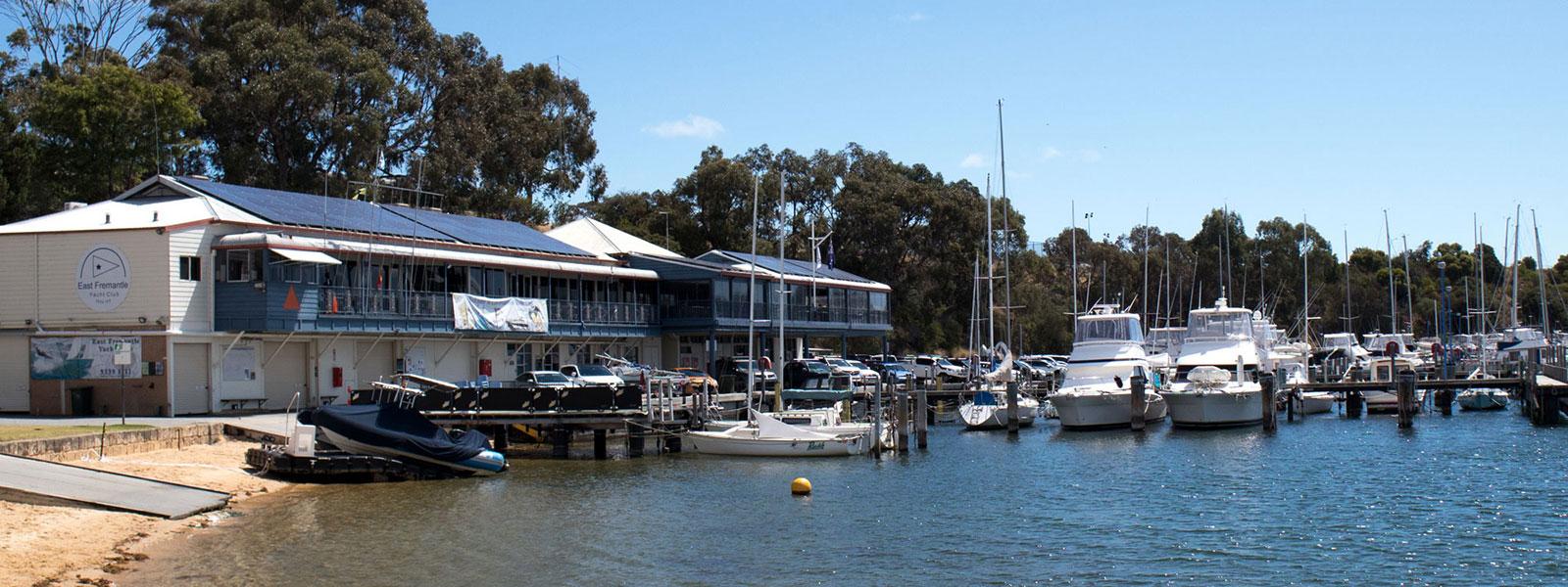 East Fremantle Jetty